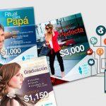Balance Vital SPA & Salón - Diseño de menciones en redes sociales - CreadoresWeb.mx