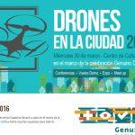 Drones en la Ciudad - Diseño de Páginas Web - CreadoresWeb.mx