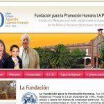 Fundación para la Promoción Humana - Diseño de Páginas Web - CreadoresWeb.mx