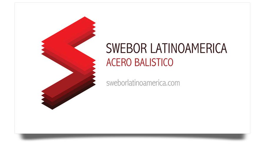 Swebor Latinoamérica – Tarjetas de presentación