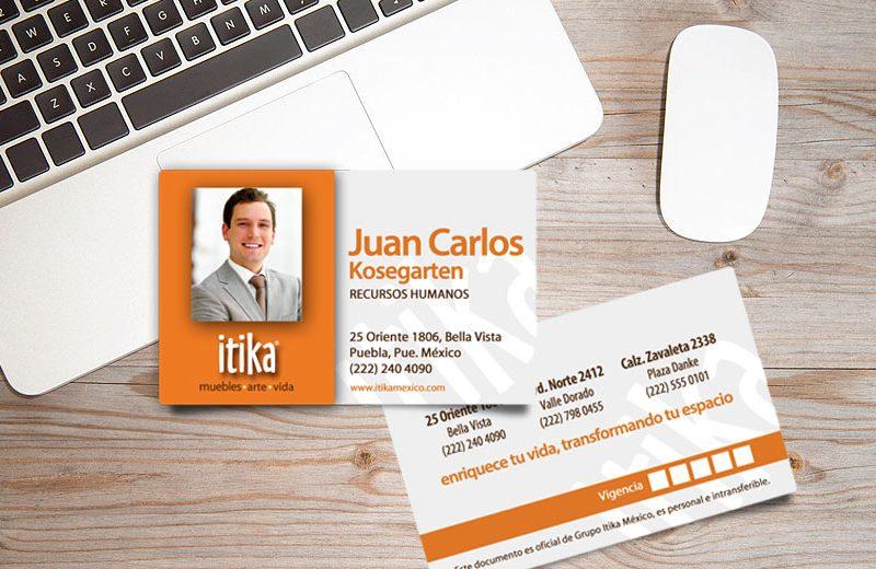itika - Credenciales - CreadoresWeb.mx