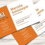 itika - Tarjetas de Presentación - CreadoresWeb.mx