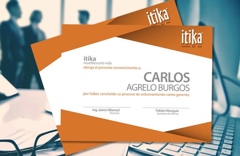 itika - Reconocimientos - CreadoresWeb.mx