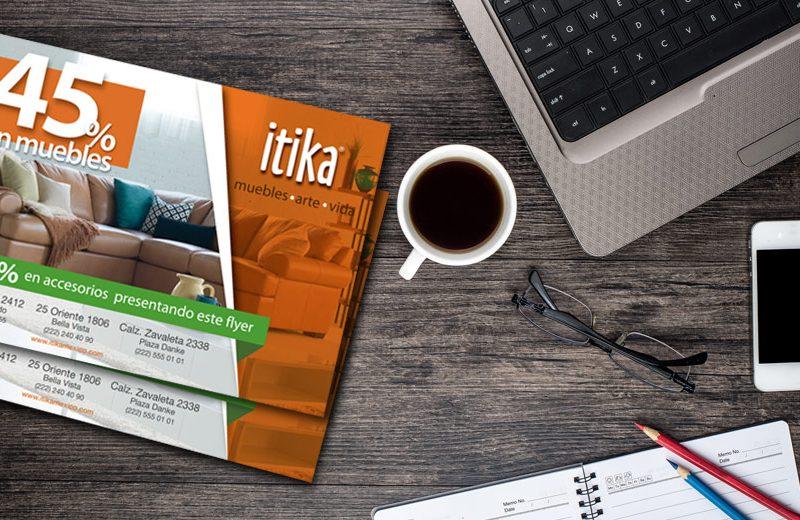 itika - Flyer - CreadoresWeb.mx