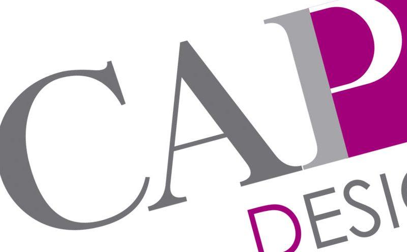 CAP Design - Logo - CreadoresWeb.mx